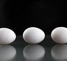 Three Eggs by Mark McKinney