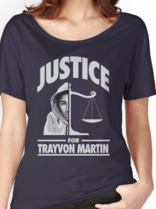 Trayvon Martin shirt Women's Relaxed Fit T-Shirt