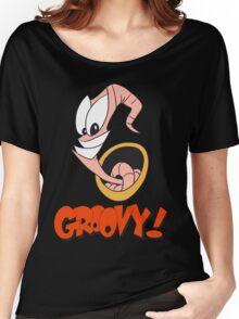 Earthworm Jim v2 Women's Relaxed Fit T-Shirt