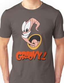 Earthworm Jim v2 Unisex T-Shirt