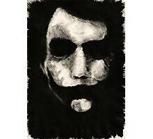 Joker Inked Photographic Print