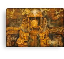 Giger Dalek Canvas Print