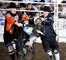 Rodeo.Get Him Off Any Way You Can. by Barbara  Jean