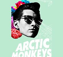 Arctic Monkey - Alex Turner - Phone Case by madisonrankinx