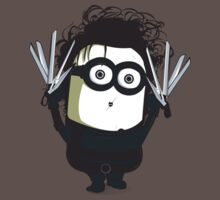 Edwinion scissorhands by Donnie Illustration