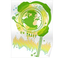 Earth_Music Poster
