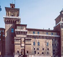 Este Palace Ferrara 198404150070 by Fred Mitchell