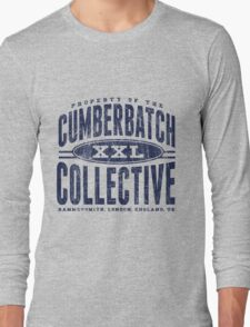 Property of Cumberbatch! Long Sleeve T-Shirt