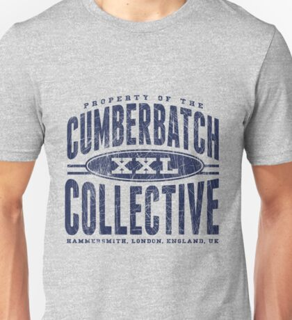 Property of Cumberbatch! Unisex T-Shirt