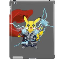 By The Power of Thorchu! iPad Case/Skin