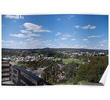Ballarat overshadowed Poster