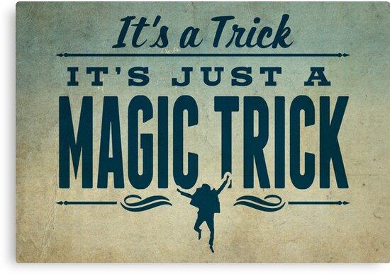 It's a Trick! by starrygazer
