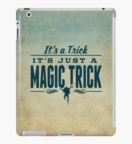 It's a Trick! iPad Case/Skin