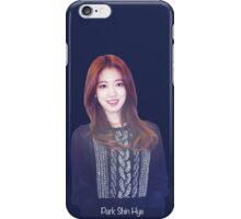 Park Shin Hye iPhone Case/Skin