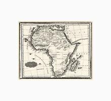 1799 Antique Map of Africa Unisex T-Shirt
