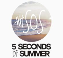 5 Seconds of Summer // Beach by judymoy