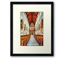 Sacred Heart I Framed Print