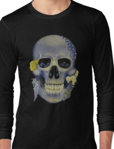 Floral Revolution -colorblind edition Long Sleeve T-Shirt