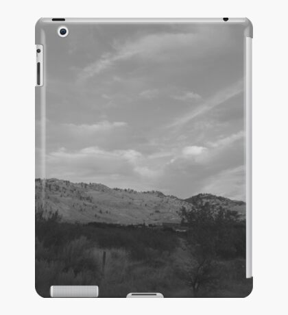Dusty Hills iPad Case/Skin