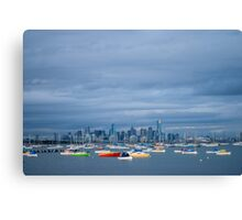 Hobsons Bay Canvas Print