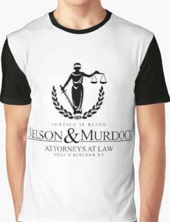Hell's Kitchen Lawyers Graphic T-Shirt