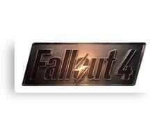Fallout 4 - 6 Canvas Print