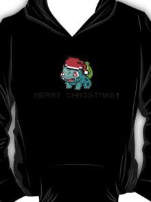 Merry Christmas! - Bulbasaur T-Shirt