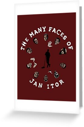 The many faces of Jan Itor by NikOrfeas