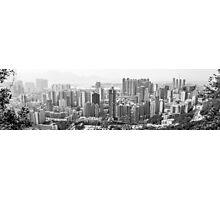 Kwai Chung, Kowloon, Hong Kong Photographic Print