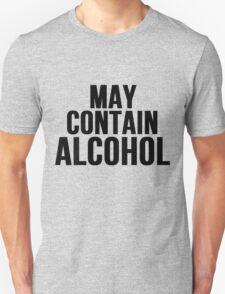 May Contain Alcohol T-Shirt