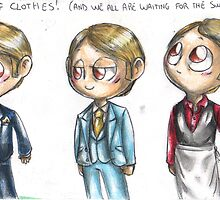 Hannibal - Lecter's wardrobe by Furiarossa