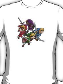 4 Swords T-Shirt