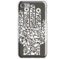 Hand the industry iPhone Case/Skin