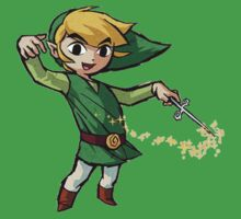 Link wind by Hyruler