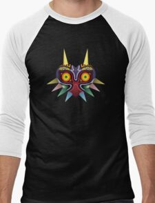 Majoras mask Men's Baseball ¾ T-Shirt