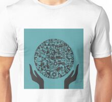 Hand the industry2 Unisex T-Shirt