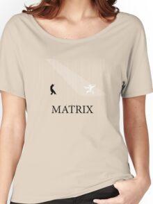 The Matrix - Minimal T-Shirt Women's Relaxed Fit T-Shirt