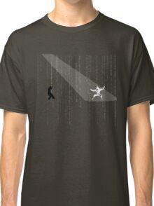 The Matrix - Minimal T-Shirt (No Title) Classic T-Shirt