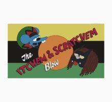 Itchen & Scratchem blow by Benito Ruggia