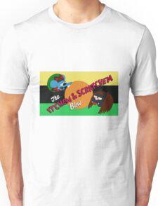 Itchen & Scratchem blow Unisex T-Shirt