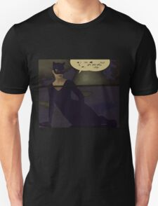 Reclining Feline T-Shirt