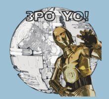 Star Wars - 3PO YO! Kids Clothes