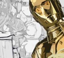 Star Wars - 3PO YO! Sticker