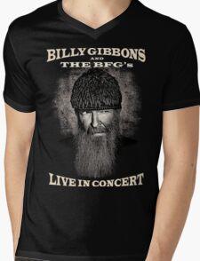 Billy Gibbons and the BFGs Perfectamundo Tour 3 Mens V-Neck T-Shirt