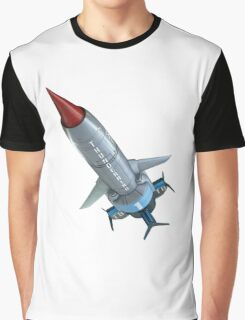thunderbird 1 Graphic T-Shirt