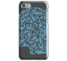 Head the industry iPhone Case/Skin