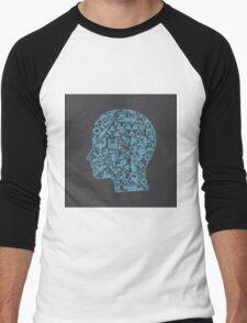 Head the industry Men's Baseball ¾ T-Shirt