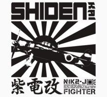Shiden Kai by deathdagger