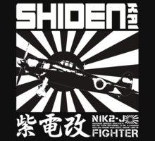 Shiden Kai Kids Clothes