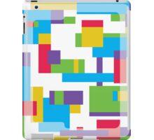 iMondrian  iPad Case/Skin